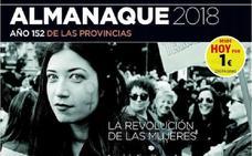 Almanaque LAS PROVINCIAS 2018, en los quioscos