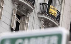 El alquiler se come casi una cuarta parte de la renta familiar valenciana