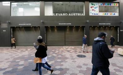 Boulevard Austria cierra definitivamente sus puertas para ser Zara