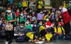 Bangkok cierra más de 400 escuelas por la contaminación