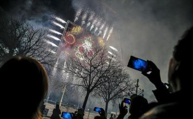 Valencia acogerá la mascletà vertical más alta de la historia
