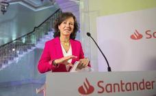 El Banco Santander ganó un 18% más en 2018