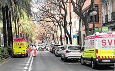 El carril bici de Reino de Valencia acaba en la fiscalía por la falta de informes