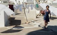 El primer vídeo de 'Dolor y gloria', la película de Almodóvar grabada en Paterna