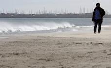 La borrasca Helena dejará lluvias y vientos muy fuertes el fin de semana en la Comunitat