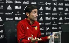 Marcelino espera que Messi no tenga su día