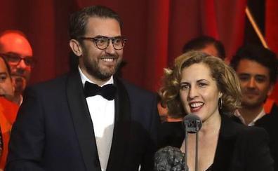 El chiste de Máximo Huerta en la gala de los Goya