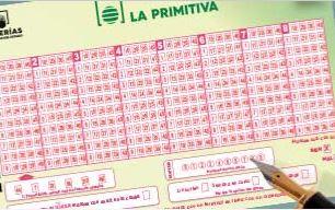 Dos acertantes de La Primitiva del sábado 2 de febrero ganan 775.000 euros cada uno