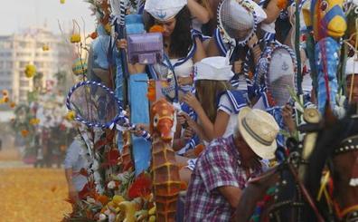 La Batalla de las Flores y el Corpus de Valencia, declarados Fiesta de Interés Turístico