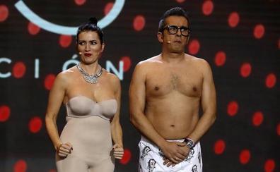 Andreu Buenafuente y Silvia Abril: puyas para todos