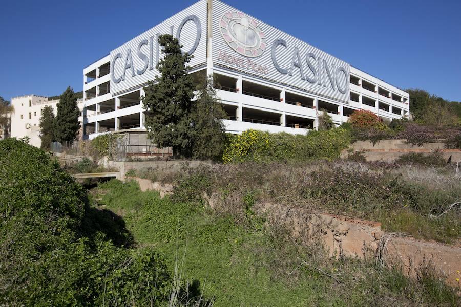 El ocaso del Casino Monte Picayo