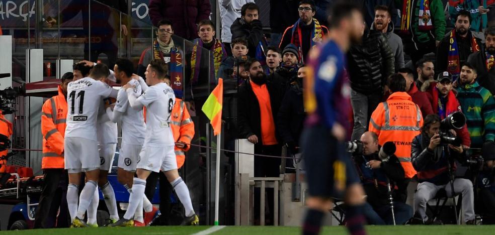 El Valencia CF reacciona en el momento justo