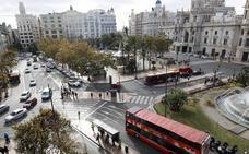 Ribó fracasa con las plazas de Valencia