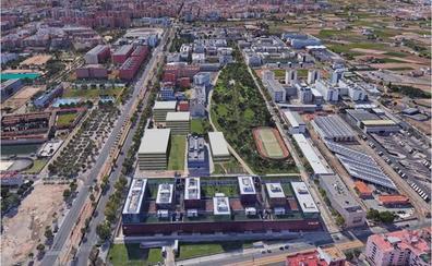 La Politècnica proyecta levantar cuatro edificios más en el campus de Vera