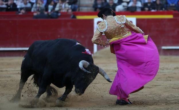 Feria de toros de las Fallas de Valencia./Txema Rodríguez