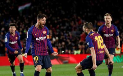 Messi amplía su ventaja en la lucha por la Bota de Oro