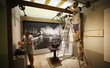 La apertura de la exposición permanente del Museo de Etnología se retrasa hasta junio