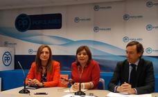 El PP valenciano propone un frente político común en Europa para defender la agricultura Mediterránea