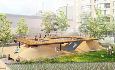 El Ayuntamiento presenta el diseño de un nuevo parque en Valencia
