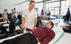 Los ingresos por caídas casuales superan a los de accidentes de tráfico en el Hospital Nacional de Parapléjicos