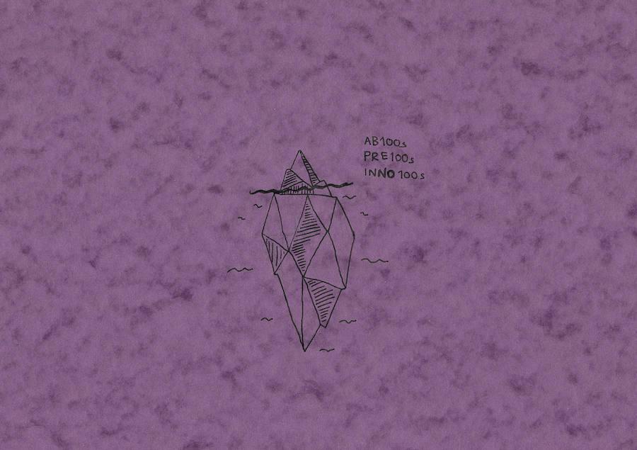 Los bocetos de las fallas de la Federación de Fallas Innovadoras y Experimentales