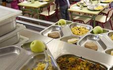 Aparecen gusanos en el menú escolar de un colegio valenciano