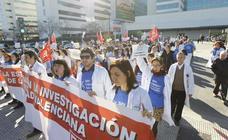 Los investigadores denuncian cientos de contratos irregulares en Sanidad