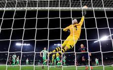 VÍDEO   Así ha sido el Betis 2-2 Valencia de Copa del Rey