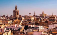 Turismo de España confunde Valencia con Sevilla