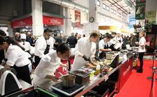 Un cocinero de Dénia, entre los ocho finalistas del Concurso Internacional de la Gamba Roja