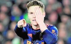 Copa del Rey: Gameiro avista la gran final