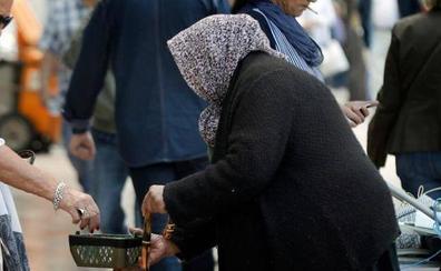 Las rentas mínimas sólo llegan al 4,3 % de valencianos en umbral de pobreza