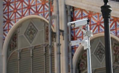 Grezzi carece de permiso para usar las cámaras de tráfico en Ciutat Vella