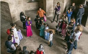 Conviértete en una princesa guerrera o en un valiente caballero medieval en Valencia