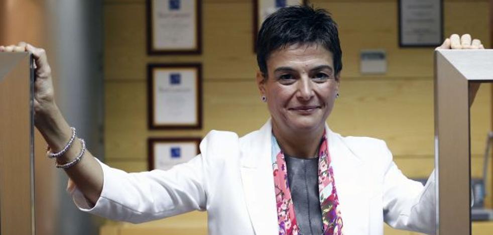 Antonia Magdaleno deja su despacho tras su condena por estafa
