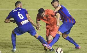 Toño, jugador del Levante, detenido en una operación por extorsión y amenazas