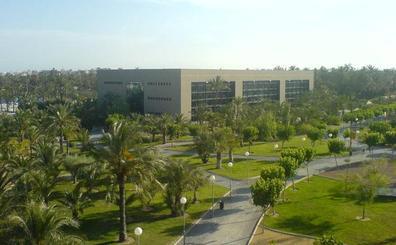 Un hombre desnudo agrede a una profesora en un campus universitario de Alicante