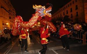 Año nuevo chino en Valencia: cabalgata y actos del sábado 9 de febrero de 2019