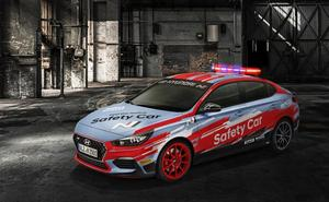 El i30 N, 'safety car' del World SBK