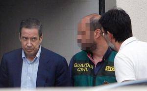 Los agentes del caso Zaplana registraron el despacho de la sobrina de Paesa