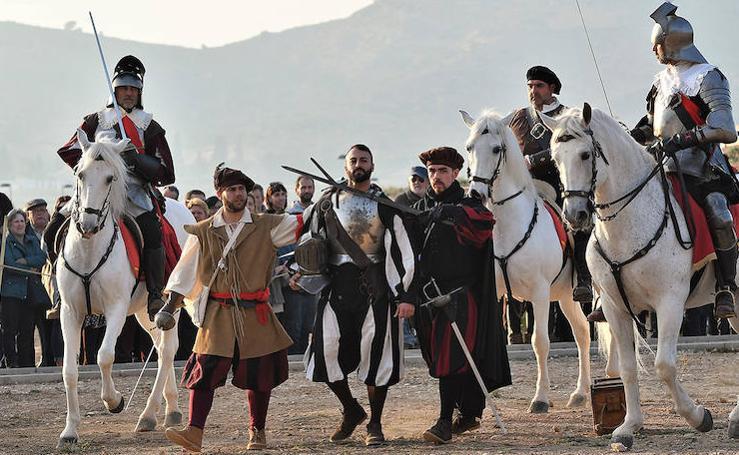 Dos ejércitos toman Benissanó en una batalla histórica del siglo XVI