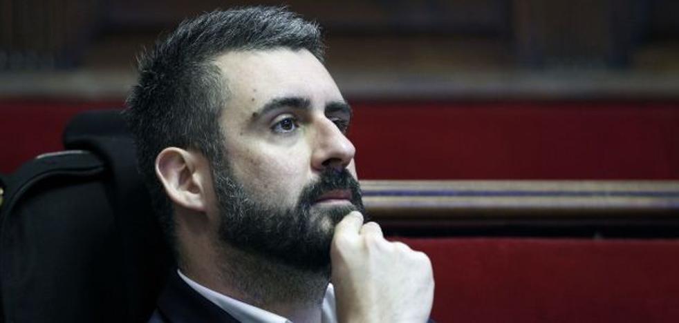 Pere Fuset anuncia que se presenta a las primarias de Compromís