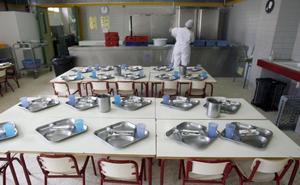 Sanidad inspecciona nueve comedores escolares al día para evitar intoxicaciones
