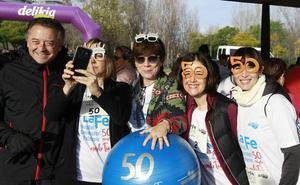 Búscate en la Marcha 50 aniversario Hospital La Fe de Valencia