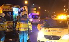 Muere una niña de 10 años en un accidente de tráfico en Madrid