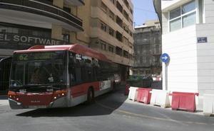 Las calles que asfaltará Valencia en los próximos días