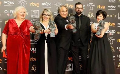Valencia quiere acoger la gala de los Goya en 2020