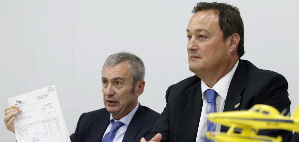 La abogada de Avialsa, imputada por ingresos sospechosos de 700.000 euros