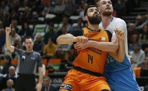 «Quiero jugar la  Euroliga con el  Valencia Basket»