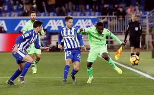 VÍDEO | Resumen del Alavés 2-0 Levante